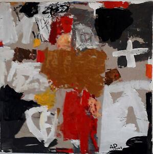 ALEXANDRE-PONS-Abstrait-contemporain-piece-unique-format-40x40-cm