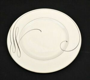 Waterford-Fine-Bone-China-Ballet-Ribbon-Dinner-Plate-Platinum-Rim