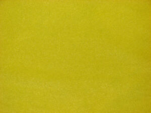 Image Is Loading Bright Sunny Yellow Solid Color Fleece Fabric By