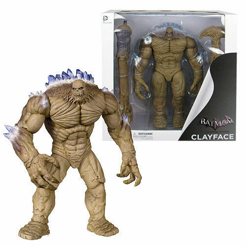 Batman The The The Dark Knight Arkham City Clayface Deluxe Box Action Figure Dc Direct 9f705a