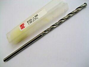 5-1mm-Solide-Carbure-Longue-Serie-Perceuse-150mm-x-75mm-Fait-Par-ITC-MTB50-5-1