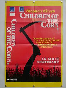children-of-the-corn-1984-uk-video-shop-film-poster-stephen-king