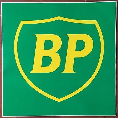 Autres Autocollants Have An Inquiring Mind Ancien Grand Autocollant Sticker Bp 50x50cm