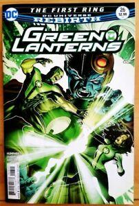 GREEN-LANTERNS-26-2017-Rebirth-DC-Comics-VF-NM-Comic-Book