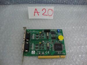 ADVANTECH PCI-1602A DRIVER FOR WINDOWS
