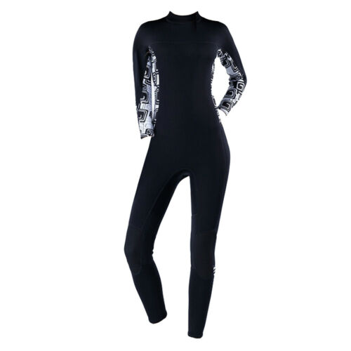 Diving Wetsuit Women Rash Guard Full Body UV Protection Dive Snorkeling Suit
