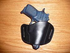 Belt Slide Leather Holster  Bersa Thunder PP PPK, CZ 82/83 Makarov Beretta 84