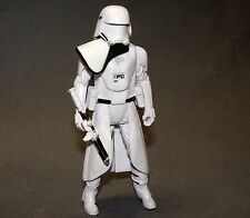 """1:18  Hasbro Star Wars Snow Trooper Officer Action Figure 4"""" Inches Tall"""