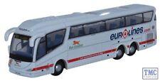 NIRZ001 Oxford Diecast Scania Irizar Bus Eireann/Eurolines 1/148 Scale N Gauge