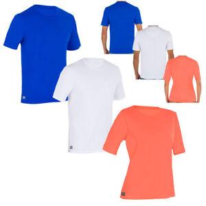 detailed look 9dc2c 844ad Details zu UV-Shirt UV-Schutz 50+ T-Shirt Badeshirt Schwimmshirt  Sonnenschutz Damen Herren