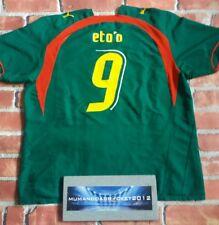38c6d4fffbb Cameroon ETO O Adult XL Puma 2006 Shirt Jersey Football Rare Africa world  cup