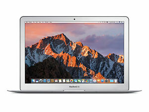 "Apple MacBook Air 13"" Core i5 1,8 GHz 8 GB RAM 128 GB SSD 2017"