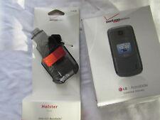 LG Accolade VX5600 - Gray (Verizon) Cellular Phone