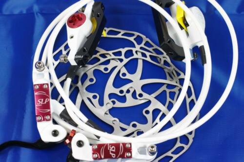 HYGIA SLP Pro Disc Brake Ceramic Piston White