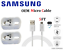OEM-Original-Samsung-Galaxy-S7-S6-Edge-J7-Note-5-USB-Cord-Car-Wall-Charger-Cable miniature 2