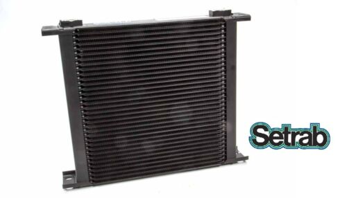 P//N 50-634-7612 FREE SHIP! COOLER ONLY SETRAB OIL COOLER P//N  634 34 ROW