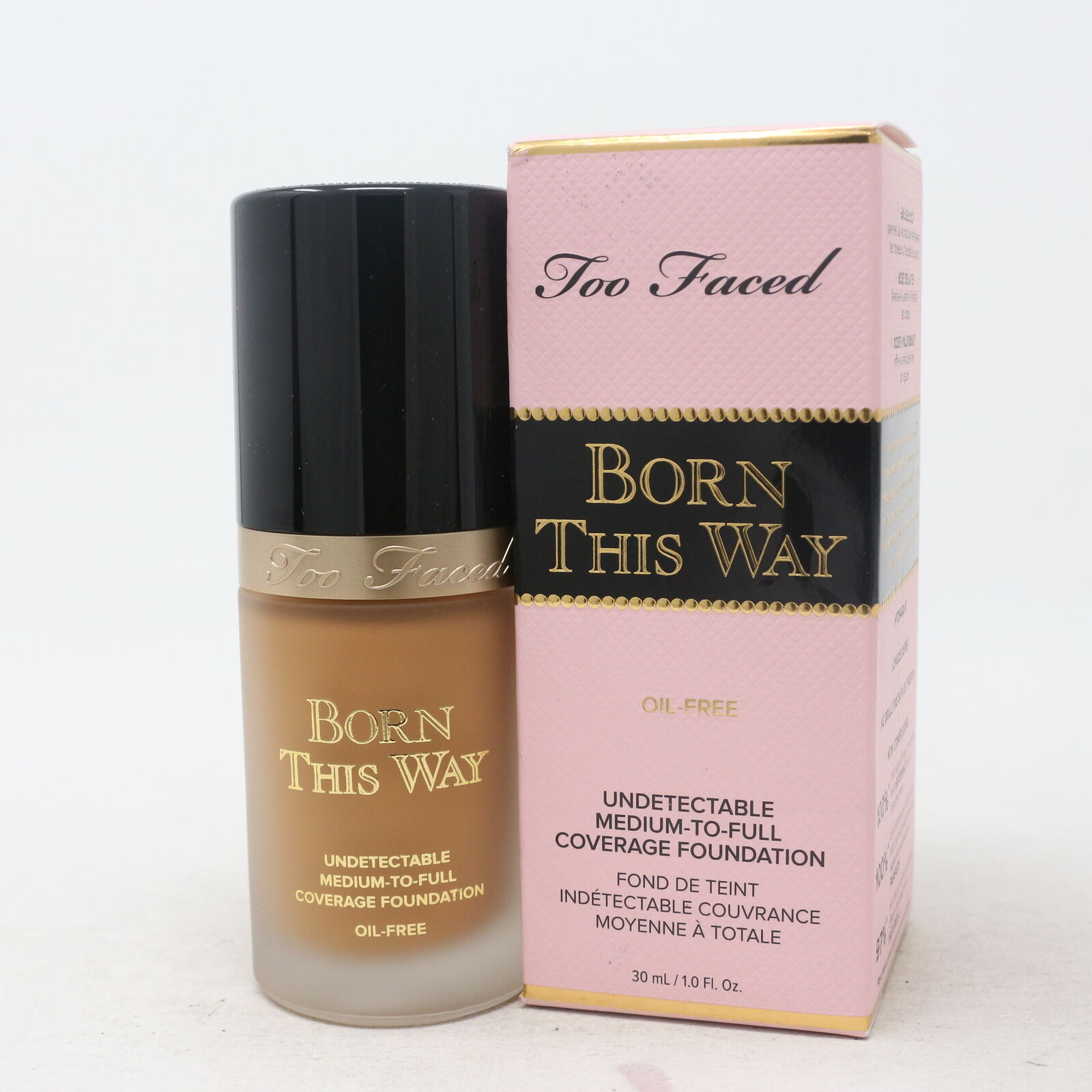Too Faced Born This Way Oil Free Foundation 1 0oz 30ml New In Box For Sale Online
