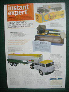 French-Dinky-887-Unic-Tanker-Air-BP-Instant-Airport-Vehicle-Expert-Model-article