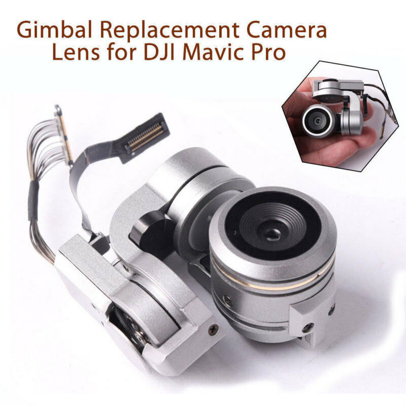 DJI Mavic Pro 4K Camera Lens Gimbal Replacement Repair Parts Original Quadcopter