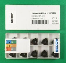 LOT OF SECO  XNEX 080616TR-M13     MP 2500      10pcs