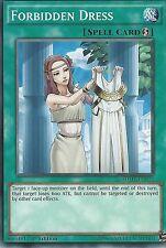 YU-GI-OH CARD: ABITO PROIBITO-sdmp-en033 - 1a Edizione