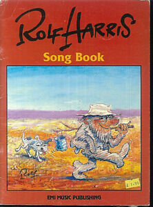Rolf-Harris-Song-Book