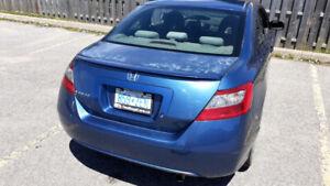 2009 Honda civic 207000 kms $1250 obo as is