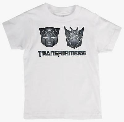 Children's Tee Shirt  featuring TRANSFORMERS logo quality  Kids T Shirt