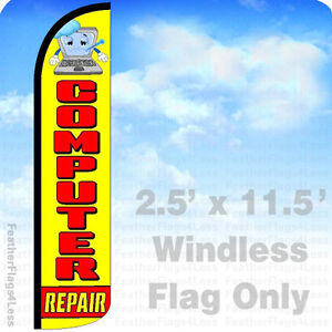 WINDLESS Swooper Feather Flag Banner Sign 2.5x11.5/' CHIROPRACTIC rz