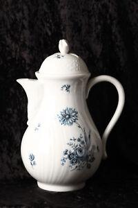 Hutschenreuther-Dresden-blaue-Blume-Kaffeekanne-53789