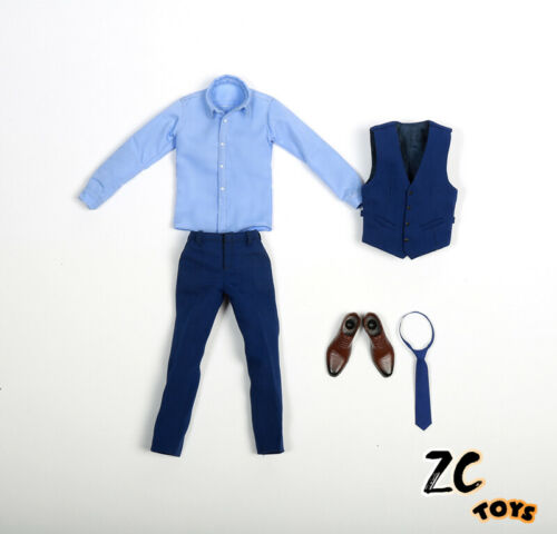 ZCtoys 1//6 Batman Ben Affleck Clothing Suit Set Action Figure 2.0 Body Head