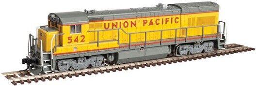 Atlas GE U23B Low Hood - Standard DC Union Pacific N MIB