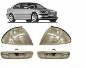TYC clignotant gauche blanc pour BMW 3er e46 Coupe Cabriolet 01-03