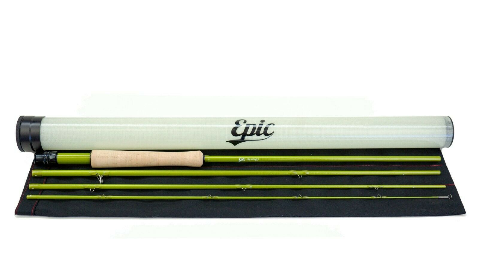 The epic Standard by swift NZ - 476 fastglass II flyrod-moscas vara - 2,28m  4