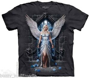 Imprisoned-Fairy-amp-Angel-Wings-Shirt-Mountain-Brand-In-Stock-Small-5X-tee