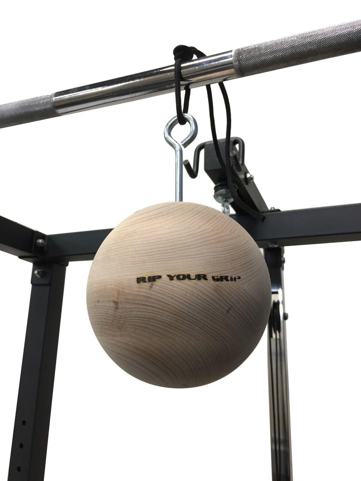 Rip Your Grip Power Balls 150mm 1 ball fat grips hand gripper heavy crush