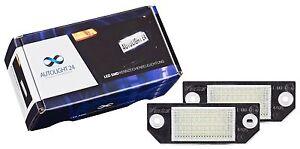 Premium-LED-Kennzeichenbeleuchtung-Ford-Focus-2-MK2-Bj-2004-2008-KB25