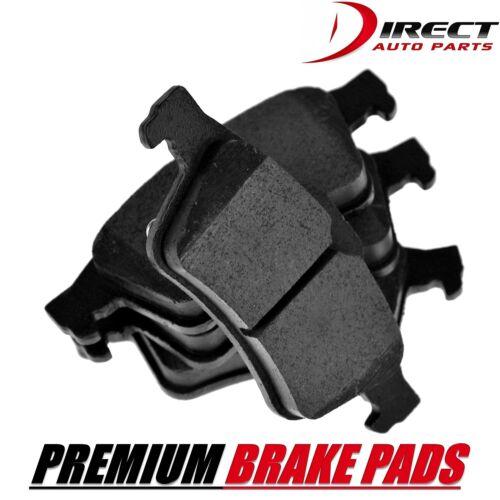 Semi-Metallic Pad BRAKE PADS Complete Set Rear Disc Brake Pad Rear