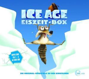 ICE-AGE-EISZEIT-BOX-5-CD-NEU