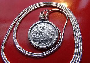 Roaring-African-Lion-Bezel-Pendant-on-a-30-034-925-Sterling-Silver-Snake-Chain