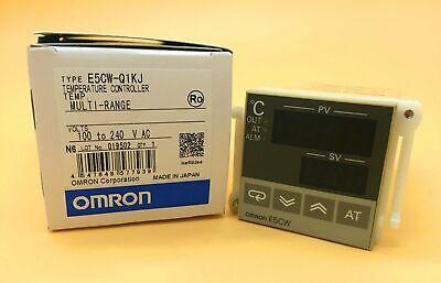 Omron Temperature controller E5CW-Q1KJ free ship