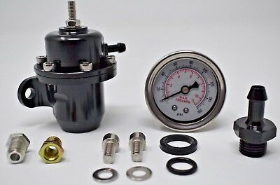 B Series Fuel Pressure Regulator Fpr Civic Integra Del B16 B18 B20 H22 Motor K