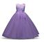 US-STOCK-Flower-Girl-Dress-Princess-Formal-Graduation-Bridesmaid-Gown-O99 thumbnail 9