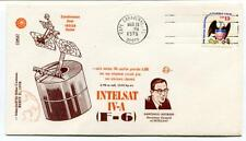 1978 Intelsat IV-A F-6 Indian Ocean Atlas Centaur Cape Canaveral Astrain USA SAT