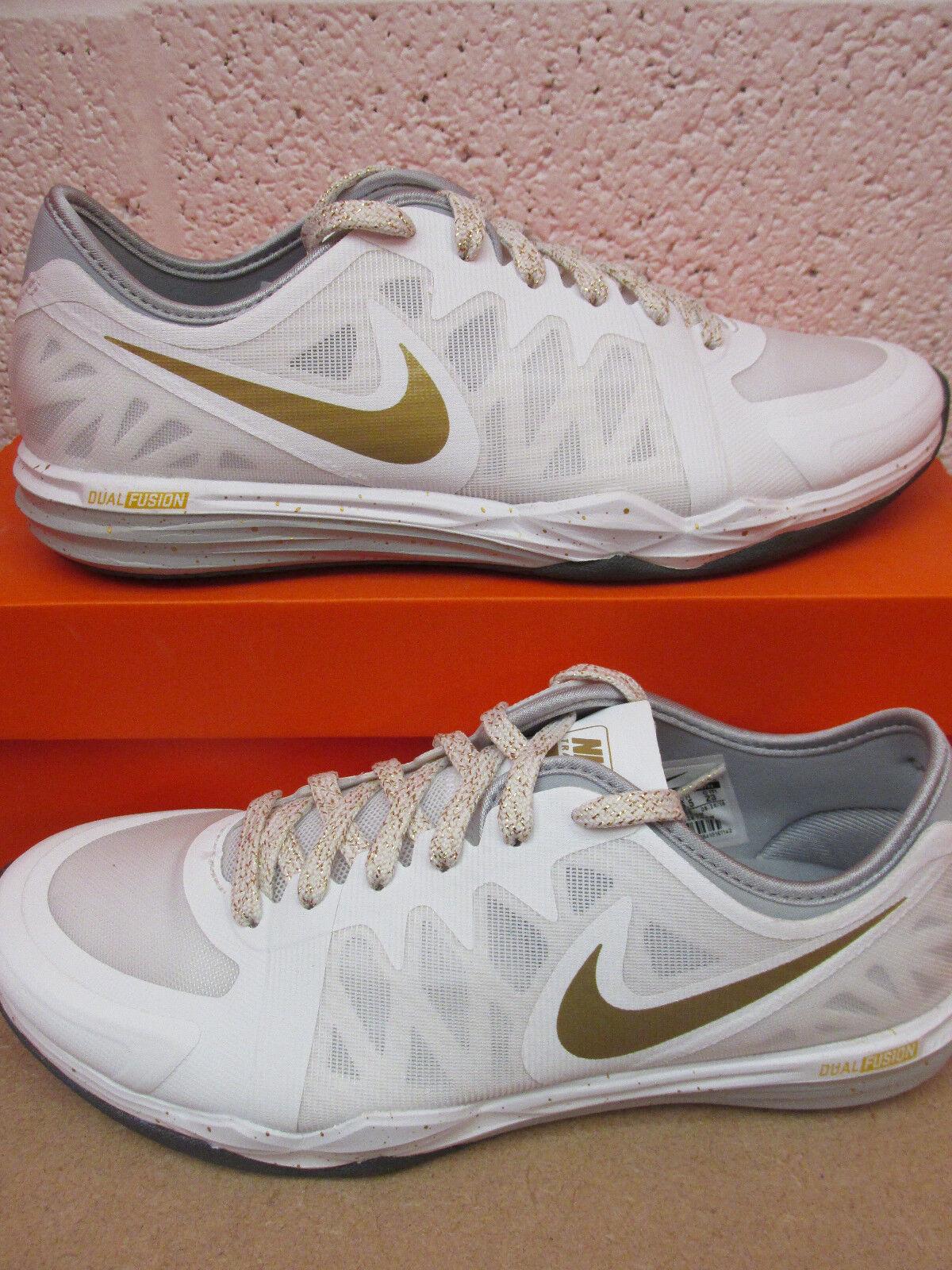 Nike Nike Nike Damenschuhe Dual Fusion TR 3 Print Running Trainers 704941 103 Sneakers Schuhes 426936