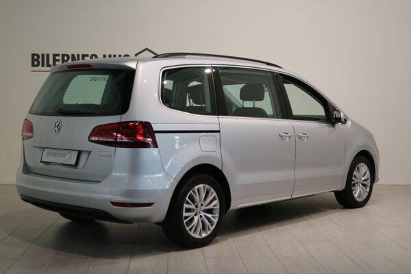 VW Sharan 2,0 TDi 150 Comfortline DSG - billede 1