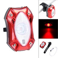 3w Cree Led Rear Bike Light Waterproof Taillight Bicycle Lamp Usb Rechargeable