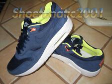 Nike Air Max 1 Maxim APC SP Quickstrike Midnight Navy Supreme Retro Soccer
