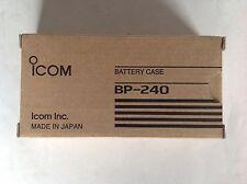 Icom BP-240 Battery Case