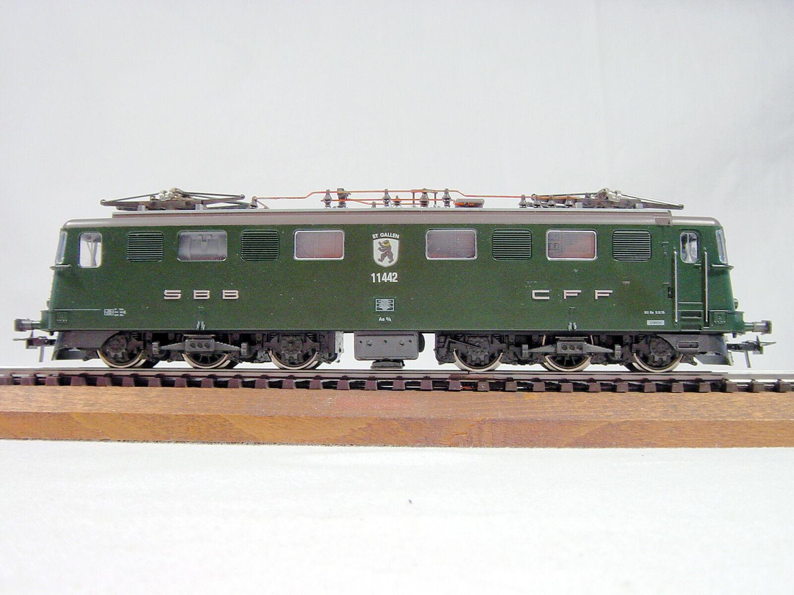Roco 4195 - Ae 6 6 11442 St. Gallen SBB SBB SBB (Ro 46)    Economy  dc1f68